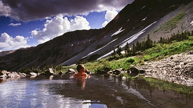 The Best Hot Springs in America