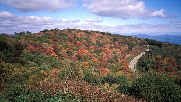 Cherohala Skyway (Tennessee and North Carolina)