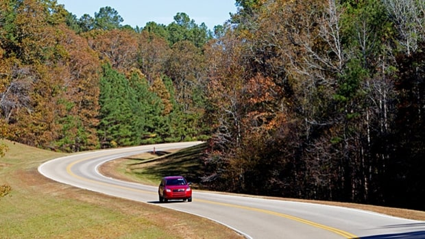 Natchez Trace (Mississippi and Tennessee)