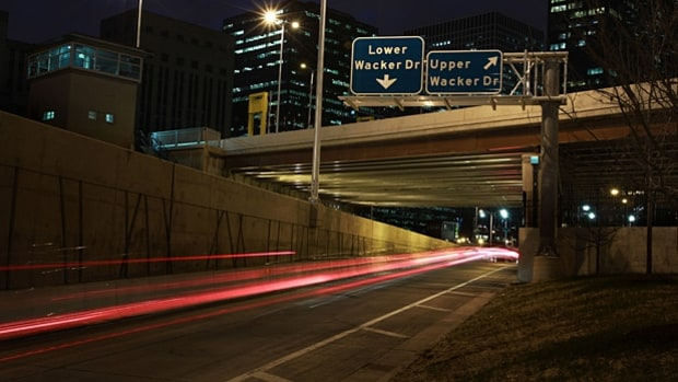 Lower Wacker Drive (Illinois)