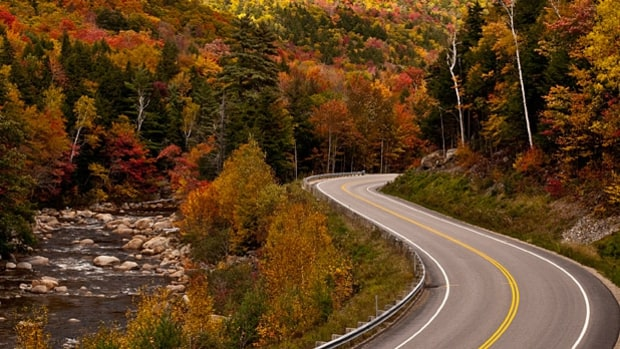 America's Most Thrilling Roads