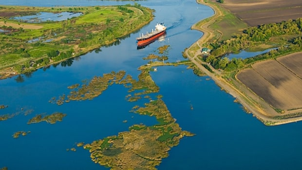 America's Most Vulnerable Places: The Sacramento–San Joaquin River Delta (Northern California)
