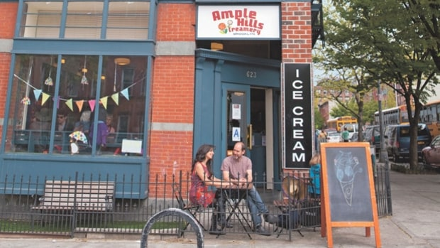 Ample Hills Creamery (Brooklyn, New York)