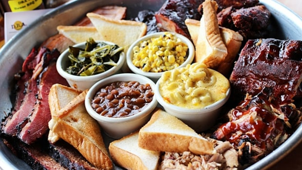Where to Eat in Atlanta Before (or After) the Game