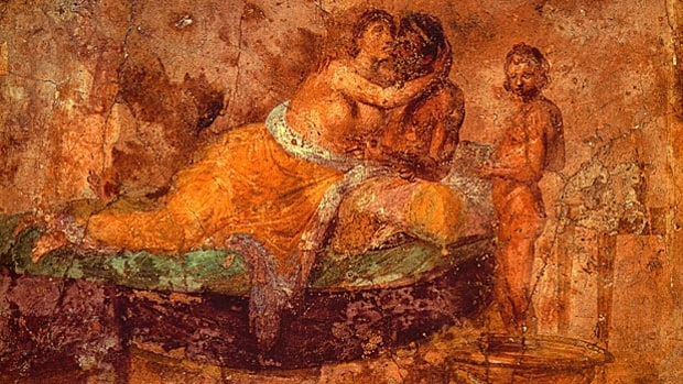 Ancient Rome: Romantic Sexual Imagery