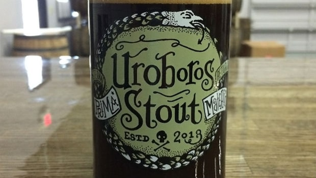 Anthem Brewing: Uroboros