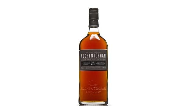 Auchentoshan Three-Wood single malt
