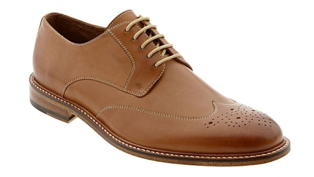 Banana Republic Digby Brogue