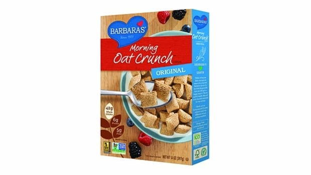 Barbara's Morning Oat Crunch