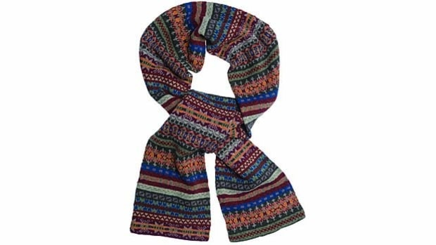 Barbour Melrose Fair Isle Scarf