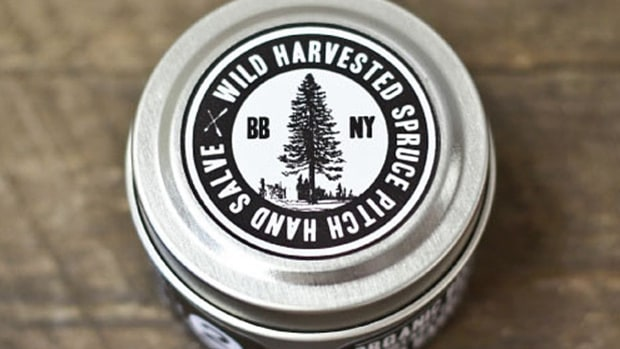 Barnaby Black Spruce Pitch Hand Salve