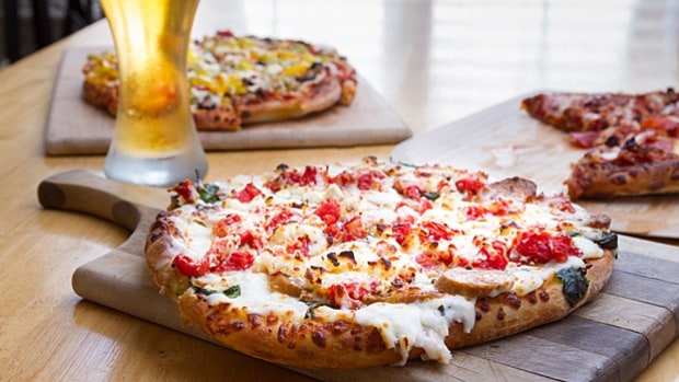 Beer-Infused Pizza Dough