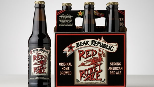 Bear Republic Red Rocket Ale (Amber Ale)