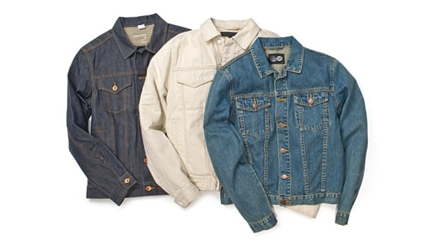 15 Great Denim Jackets for Men