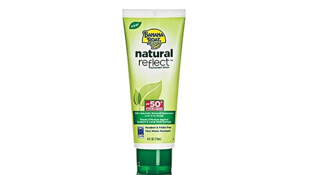 Banana Boat Natural Reflect Lotion SPF 50+