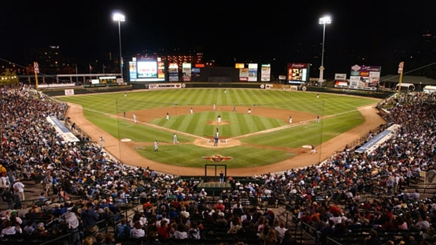 Frontier Field (Rochester, New York)