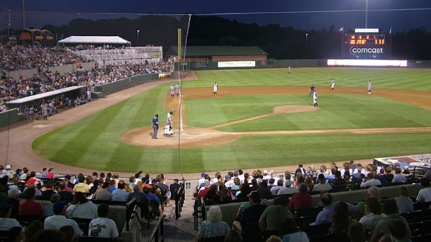 Ripken Stadium (Aberdeen, Maryland)