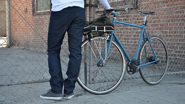 Best Men's Commuter Jeans for Riding Your Bike To Work