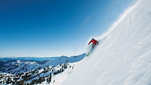 A Safer Approach to Chutes and Steeps: Squaw Valley, CA