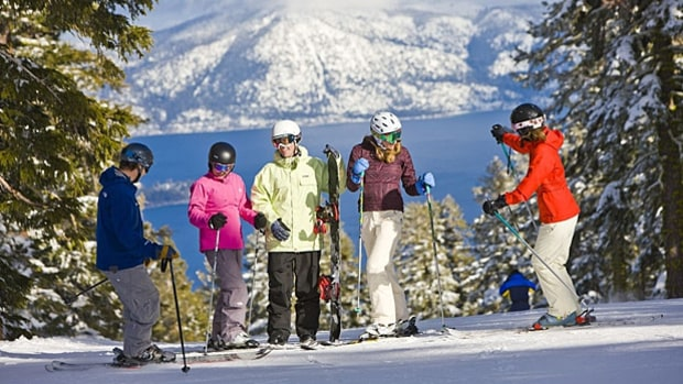 The Ski School of the Future: Northstar, CA