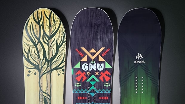 Best Snowboards of the Season
