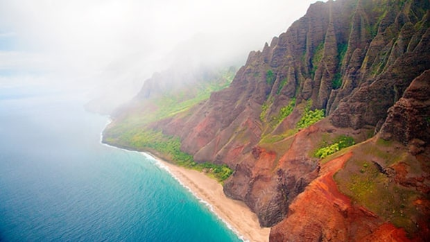 Kalalau Beach, Hawaii