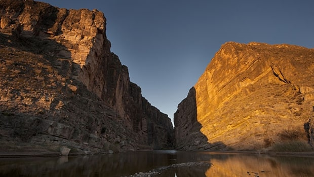 Santa Elena Canyon, Texas