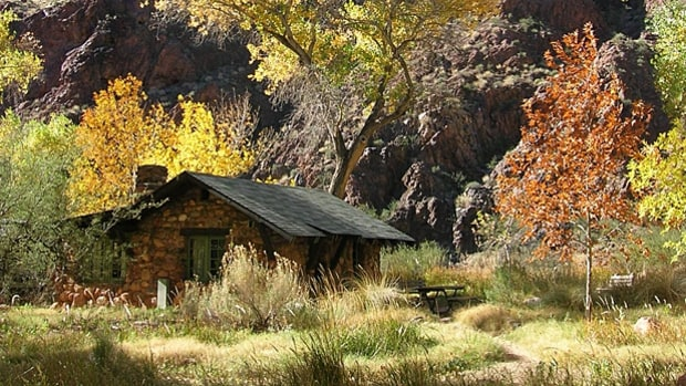 Phantom Ranch (Grand Canyon, Arizona)