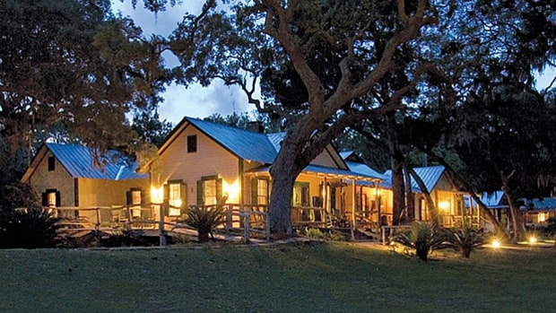The Lodge on Little St. Simons Island (GA)