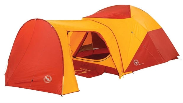 Big Agnes Big House 6 and Vestibule