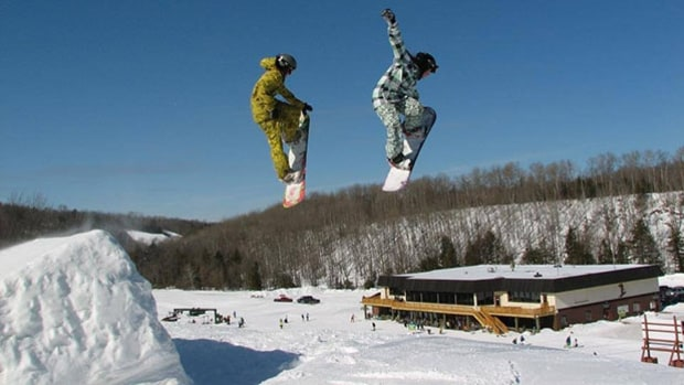 Black Jack Ski Resort, Michigan