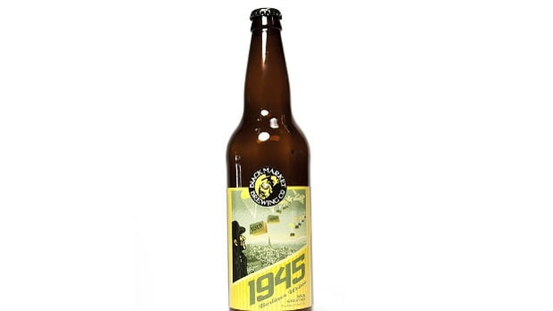 Black Market's 1945 Berliner Weisse: Temecula, California