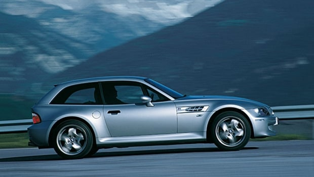 BMW M Coupe [1999-2002]