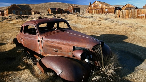 13 Ghost Towns Worth Visiting pictures