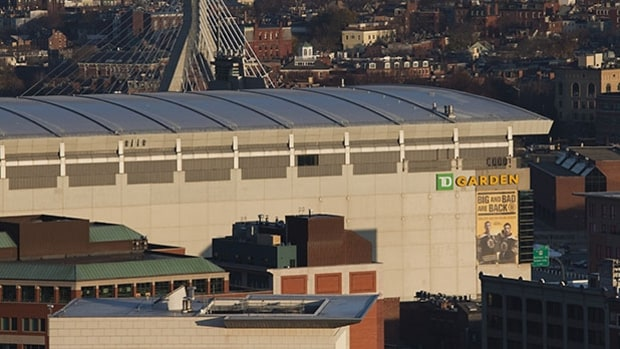 TD Bank Garden, Boston