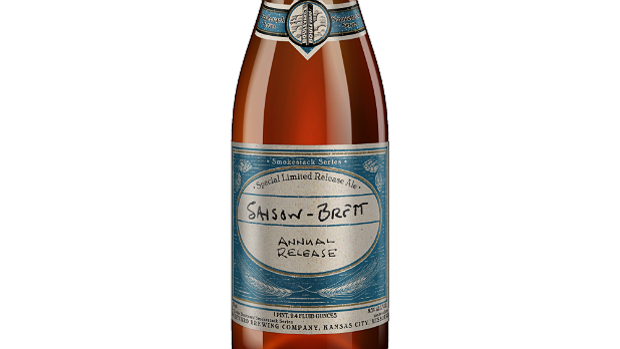 Boulevard Brewing Company's Saison-Brett: Kansas City, Missouri