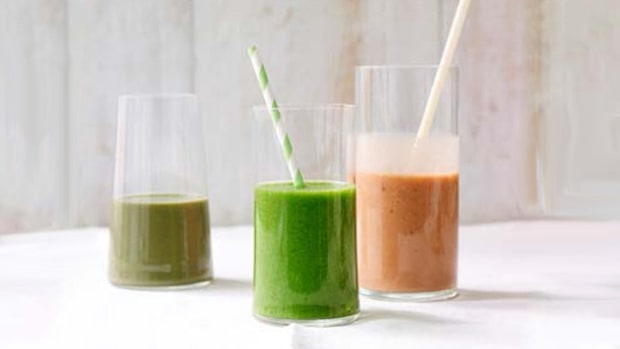 Brad Gruno's Green Smoothie