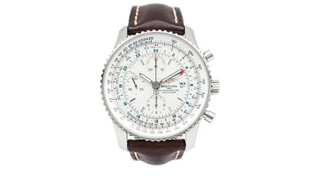 Shop for Functionality: Breitling Navitimer World Chronograph