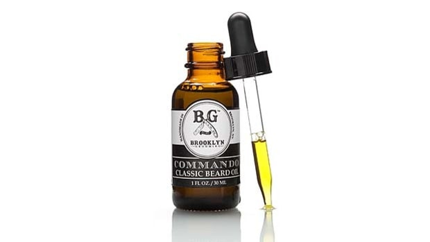 Brooklyn Grooming Commando Beard Oil
