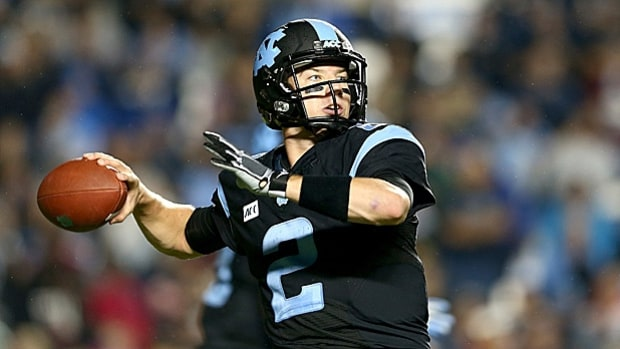 Bryn Renner, Quarterback, North Carolina