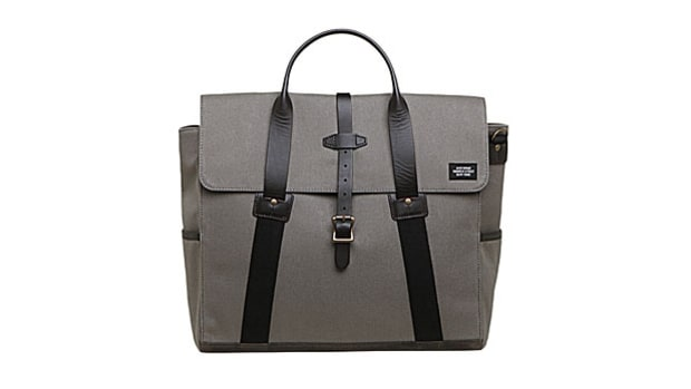Jack Spade Work Twill Swiss Brief With Flap