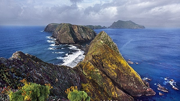 California's Remote Island Adventure