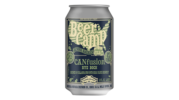 Canfusion Rye Bock (Oskar Blues Brewery): Summer's Best 12-Pack