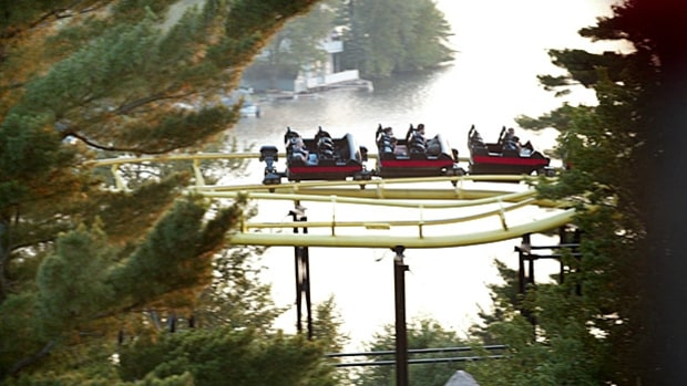 Canobie Lake Park, New Hampshire