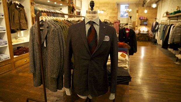 Carson Street Clothiers: New York