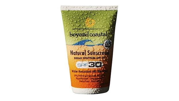 Beyond Coastal Natural Sunscreen Broad Spectrum SPF 30