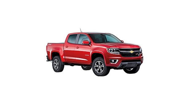 Pickup Trucks: Chevrolet Colorado Duramax Diesel