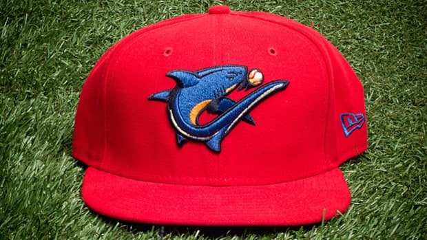 clearwater threshers best minor league hats 10 best