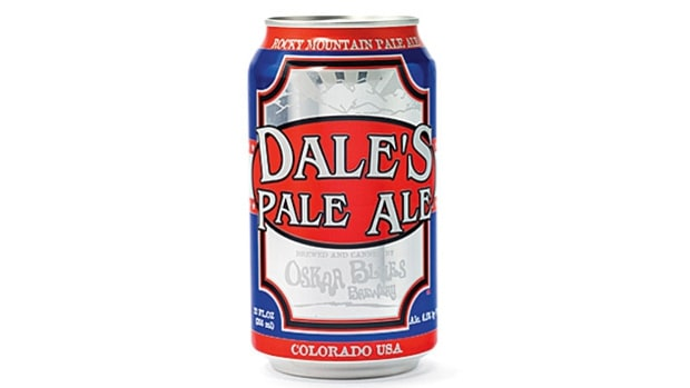 Oskar Blues Brewing Company - Dale's Pale Ale