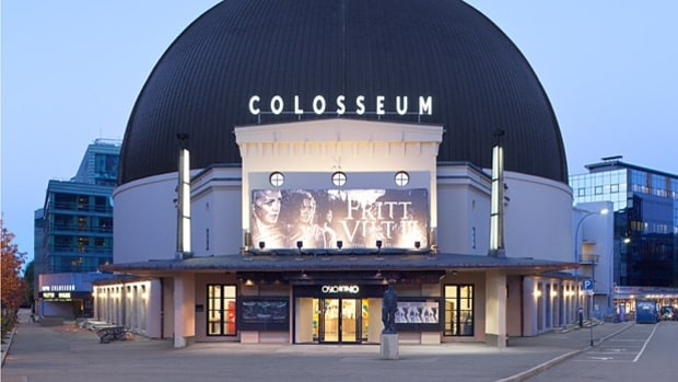 Colosseum Kino (Oslo, Norway)